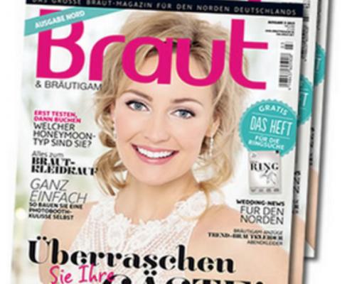 Braut Ausgabe 03 2015