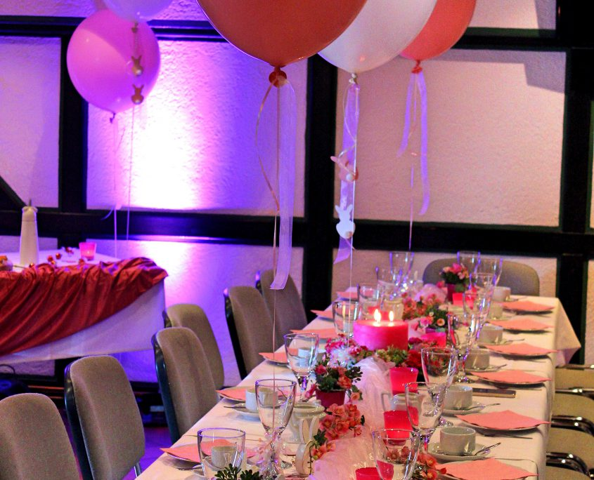 Party deko f r alle anl sse ballonbrilliant aus swisttal - Party deko berlin ...