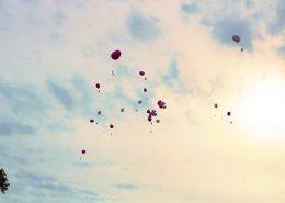 Ballons steigen lassen Köln