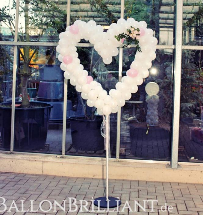 Ballons Bonn BallonBrilliant Herz